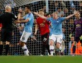 ديربى مانشستر يتصدر مواجهتى نصف نهائي كأس الرابطة الإنجليزية
