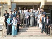 الجزائر تفوز برئاسة برلمان الطلاب الوافدين برعاية منظمة خريجى الأزهر