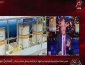 """عمرو أديب يستعرض محطات تحلية المياه بالجلالة والعلمين: """"يد تتفاوض ويد تبنى"""""""