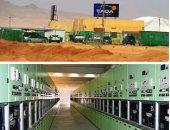 """جولة لـ""""اليوم السابع"""" داخل مشروع بنبان بأسوان أكبر مجمع للطاقة الشمسية فى العالم قبل الافتتاح..32 شركة تستعد لربط 1465 ميجا وات على الشبكة القومية..العاملون بالمحطة: المشروع خلق فرص عمل وسيصدر الكهرباء لأفريقيا"""