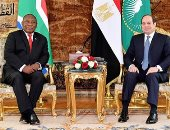 رئيس جنوب أفريقيا: أهنئ السيسى على طريقته الرائعة فى قيادة قارتنا