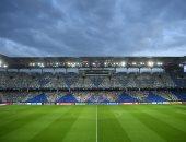 سالزبورج ضد ليفربول.. ملعب المباراة جاهز لموقعة دورى أبطال أوروبا