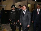 وزير الداخلية خلال تفقده استعدادات منتدى أسوان للسلام: يقظة وجاهزية وانضباط