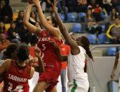 الأهلى يخسر أمام فيروفيارو الموزمبيقى فى البطولة الأفريقية لسيدات السلة