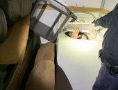تفاصيل اختباء صينيون داخل شاحنة لتهريبهم إلى أمريكا.. صور