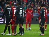 """سالزبورج ضد ليفربول.. فرصتان ضائعتان لصلاح فى شوط أول مثير """"فيديو"""""""