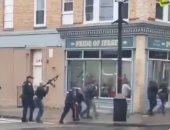 مقتل مسلحين اثنين فى تبادل لإطلاق نار مع الشرطة بنيوجيرسى