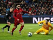 هدف واحد يفصل محمد صلاح عن لقب هداف ليفربول التاريخى فى دوري الابطال