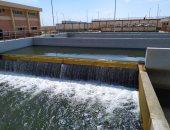 صور.. إنشاء محطة معالجة بـ500 مليون جنيه لزراعة 15 ألف فدان جنوب بورسعيد