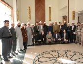 أئمة كردستان العراق فى زيارة لمجمع البحوث الإسلامية