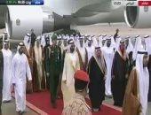 الملك سلمان يستقبل وفود القمة الخليجية بالرياض