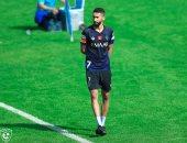 العابد ينضم لقائمة الهلال فى كأس العالم للأندية بعد إصابة سلمان الفرج