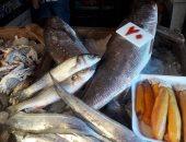 صور .. تعرف على أسعار الخضروات والفواكه والأسماك ببورسعيد
