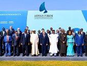 السيسى يلتقى رئيسى تشاد والسنغال.. ويعزى النيجر فى ضحايا الهجوم الإرهابى