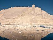 """""""السماء الزرقاء"""" تكبد جليد جرينلاند خسارة قياسية فى 2019.. اعرف التفاصيل"""