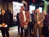 سفير موزمبيق يزور متحف النيل بأسوان