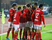 فيديو وصور.. الشيخ يسجل الهدف الثالث للأهلى أمام وادى دجلة + 90