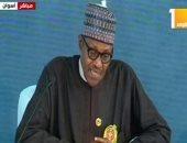 رئيس نيجيريا بمنتدى أسوان: التغير المناخى أحد أسباب النزاعات داخل أفريقيا