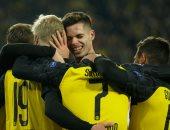 دورتموند يستفيد من هدية برشلونة ويتأهل لدور الـ16 بدورى ابطال اوروبا.. فيديو