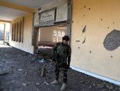 مقتل 4 عناصر أمن وإصابة اثنين بتفجير سيارة مفخخة فى أفغانستان