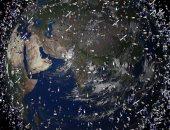 """وكالة الفضاء الأوروبية تطلق روبوت """"انتحاريا"""" لجمع نفايات الفضاء فى المدار"""