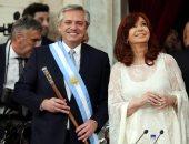 احتفالات فى الأرجنتين بعد تتويج ألبرتو فرنانديز رئيسا جديدا للبلاد