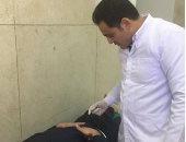 صور .. الداخلية تعالج السجناء المرضى بقواقل طبية متخصصة