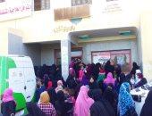 اليوم.. إنطلاق قافلة طبية فى كافة التخصصات بمركز شباب الضمان فى مدينة الطود