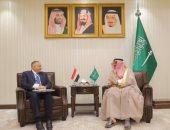 وزير الحج والعمرة يستقبل رئيس الوفد المصرى ويوقعان اتفاقية لترتيبات الحج