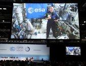 رائد إيطالى يناشد زعماء العالم من الفضاء: انقذوا الأرض الجميلة.. صور