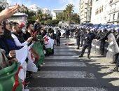 فيديو.. مظاهرات فى الجزائرة لرفض الانتخابات الرئاسية