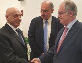 رئيس البرلمان الليبى يلتقى نظيره اليونانى ويؤكد دعمه لعملية الجيش فى طرابلس