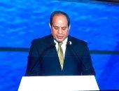 الرئيس السيسى يعلن انعقاد منتدى أسوان للسلام والتنمية سنوياً