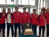 منتخب الاسكواش راحة 48 ساعة بعد إعفائه من دور الـ16 فى بطولة العالم