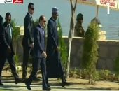 بث مباشر.. الرئيس السيسى يشهد اليوم الثانى لفعاليات منتدى أسوان للسلام