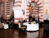 نص كلمة الرئيس السيسى خلال مأدبة عشاء رسمية تكريما للمشاركين بمنتدى أسوان
