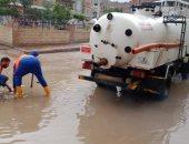 التنمية المحلية: سيارات إضافية لسرعة شفط مياه الأمطار فى كفر الشيخ والإسكندرية