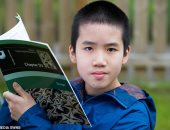 دماغه كلها علم .. طفل يستعد للدكتوراة وعمره 15 عام فقط