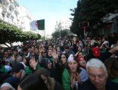 مظاهرات بالجزائر رافضة لنتائج الانتخابات الرئاسة