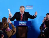 بوريس جونسون يعلن تنفيذ بريكست 31 يناير 2020 بعد فوز حزب المحافظين
