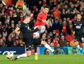 مانشستر يونايتد يهزم ألكمار الهولندى فى الدورى الأوروبى