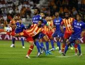 التشكيل الرسمي لمباراة السد ضد الترجي فى كأس العالم للأندية
