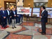 موجز 6.. الرئيس السيسى يتفقد جامعة الملك سلمان الدولية بمدينة شرم الشيخ