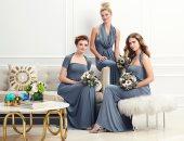 لو البرايد ميدز محتارين فى التصميم.. فستان ممكن يلبسوه بـ13 طريقة مختلفة فى فرحك
