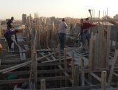 الداخلية تضبط 110 شخص لمخالفتهم قرار وقف بناء المساكن