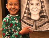 25 صورة فى حياة الطفل زين قاهر السرطان الذى أبكى حضور منتدى شباب العالم