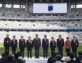"""أولمبياد طوكيو 2020 على كف عفريت.. تقرير صحيفة """" التايمز """" يفجر بركان الغضب.. اللجنة الدولية تؤكد إقامة المنافسات فى موعدها 23 يوليو 2021.. اليابان تصر على استضافة الدورة خوفا من الخسائر المالية"""