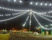 القارئ أشرف القط يكتب : عيدان النور