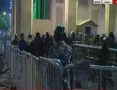 إصابة عدد من المتظاهرين فى مواجهات مع قوات الأمن وسط بيروت
