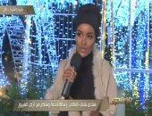 """عارضة الأزياء المحجبة لـ""""من مصر"""": لم اتخيل مشاركتى فى هذا المنتدى بعمر 22 عاماً"""